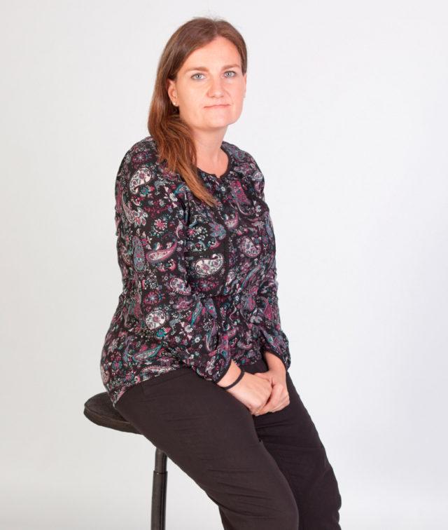 Irene Sarria, Grupo Delta Global Partner