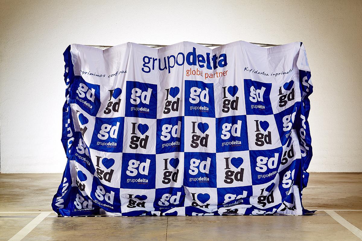 Expositor para ferias y congresos, Grupo Delta