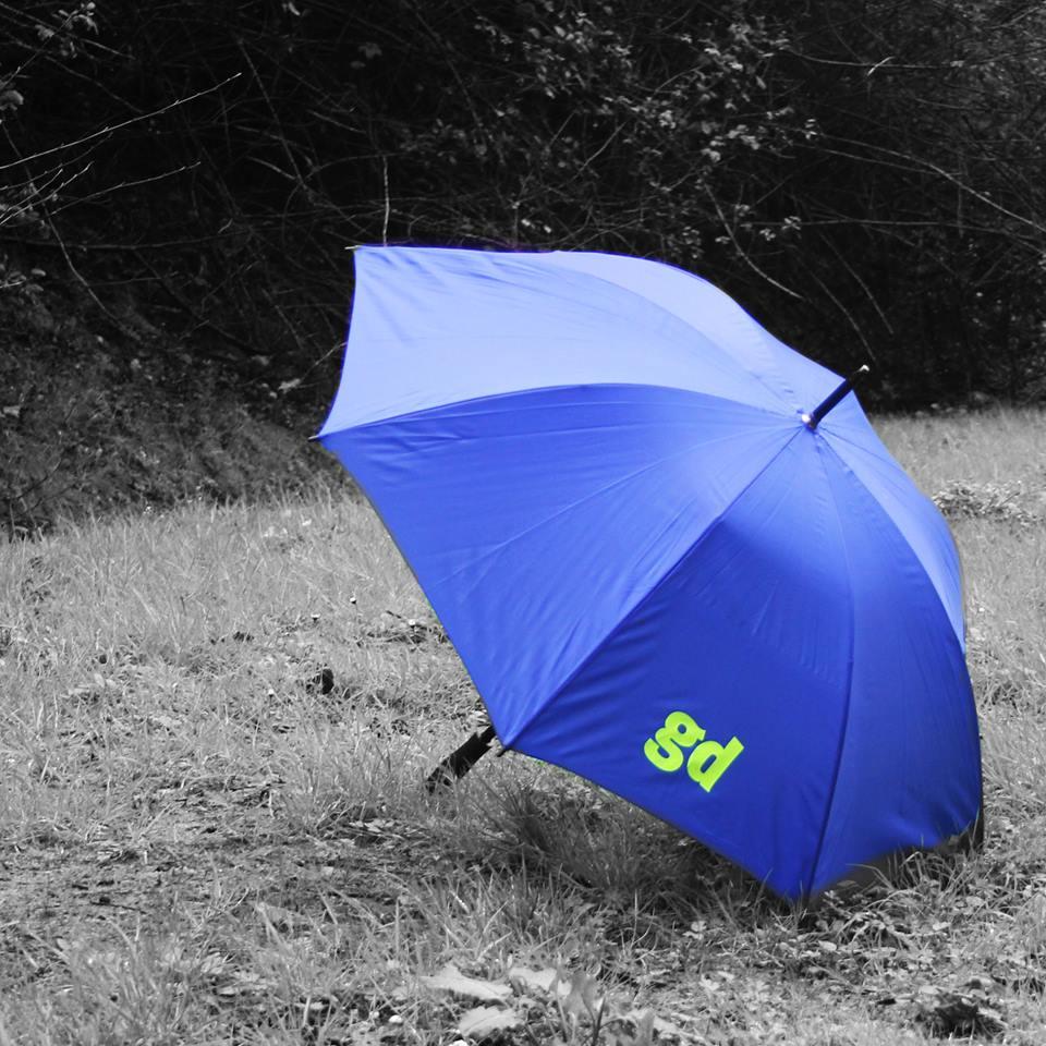 Impresión textil - paraguas, Grupo Delta Global Partner