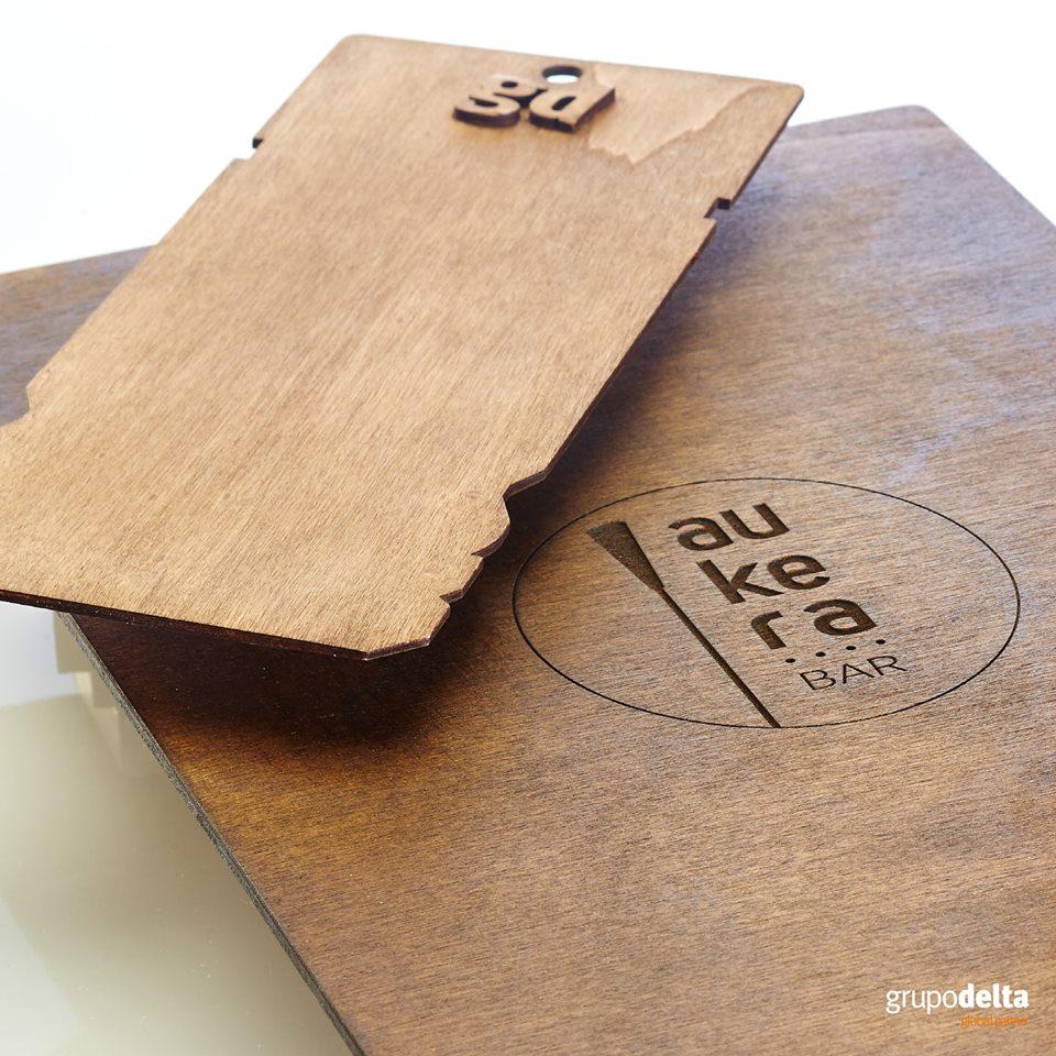 Grabación láser madera, Grupo Delta Global Partner