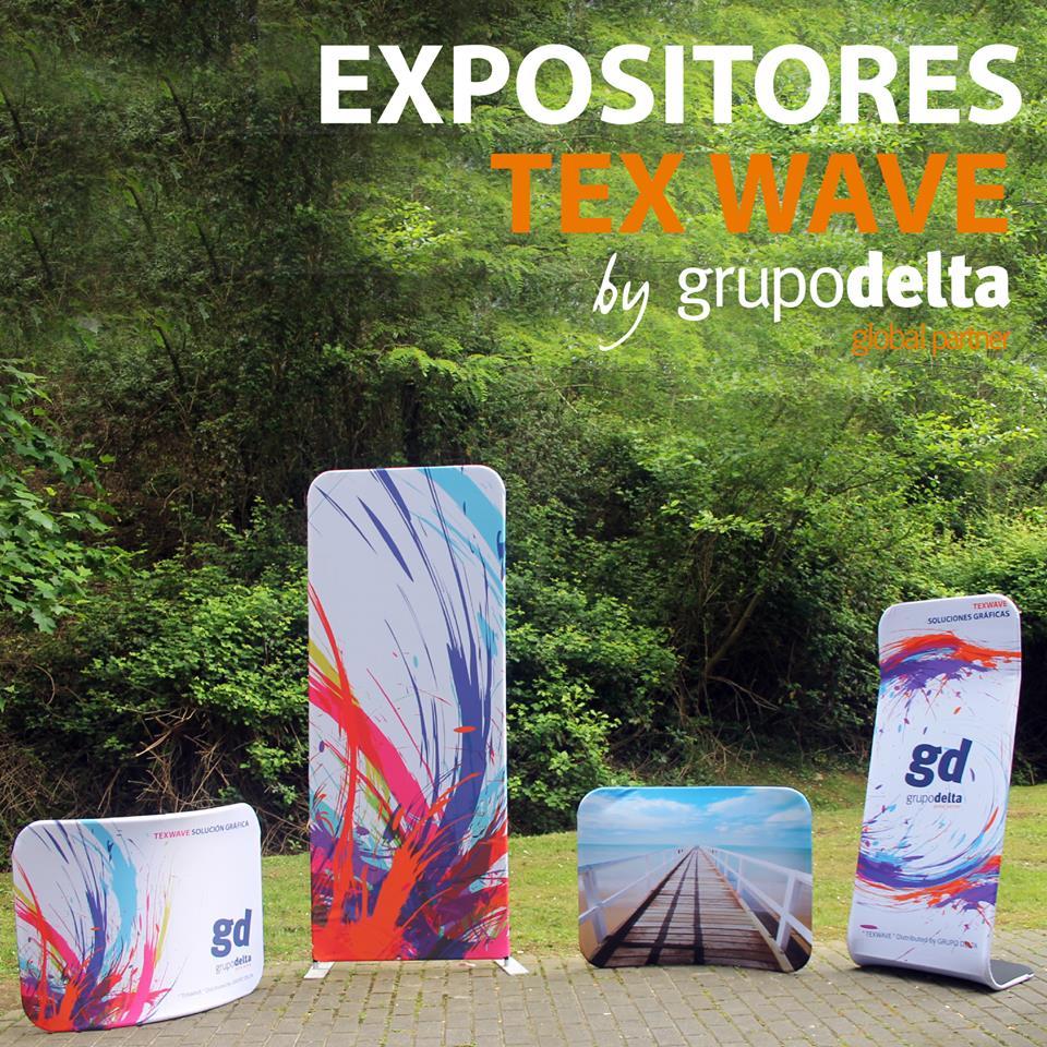 Expositores textil, Grupo Delta Global Partner