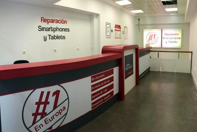 Personalización de Expositores y Stands, Grupo Delta