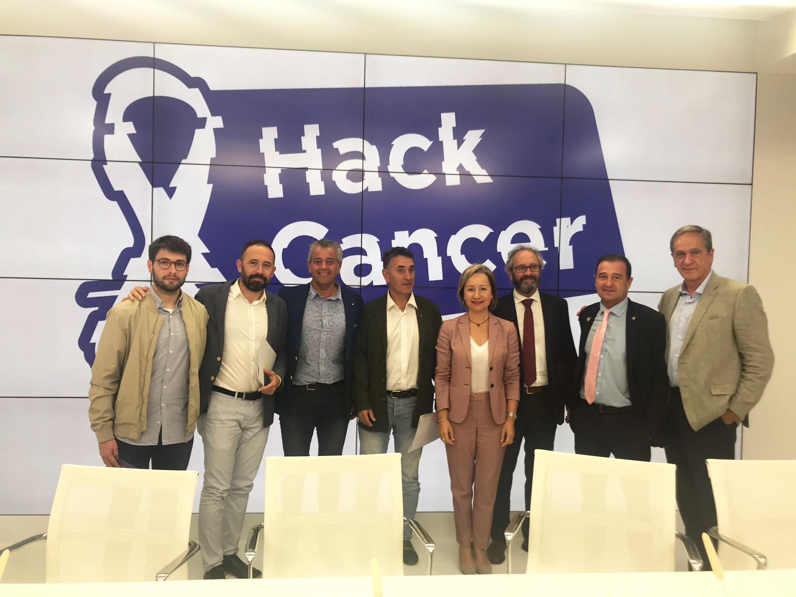 Grupo Delta con la primera edición del Hack Cáncer en España, Grupo Delta