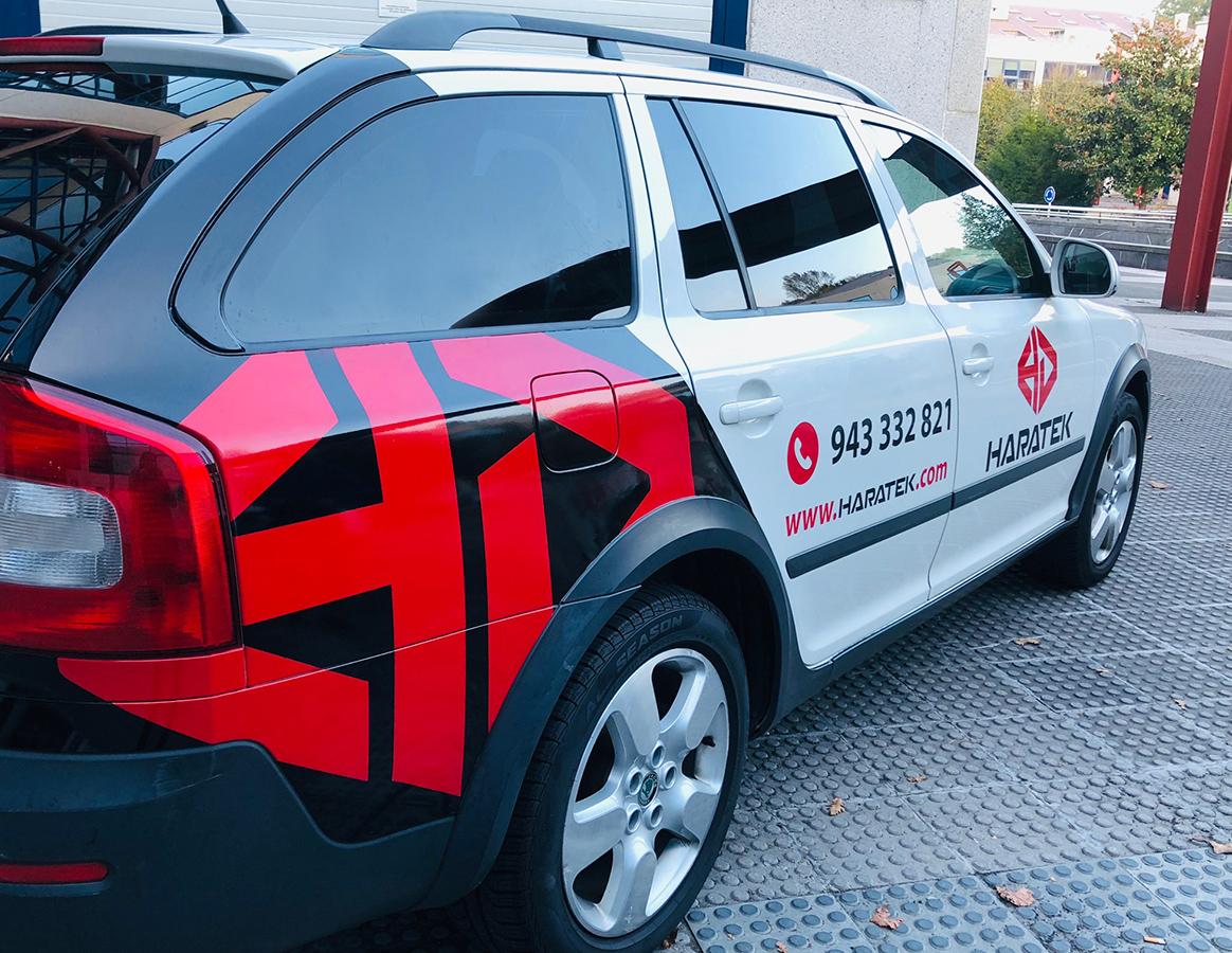 Rotulación de vehículos, Grupo Delta Global Partner