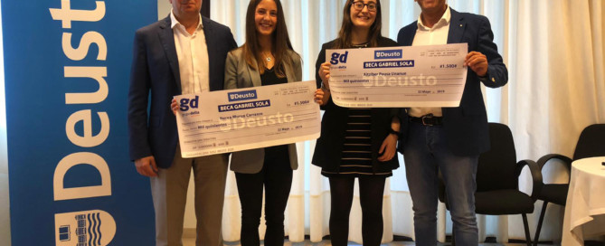 Beca Gabriel Sola 2019, Grupo Delta Global Partner