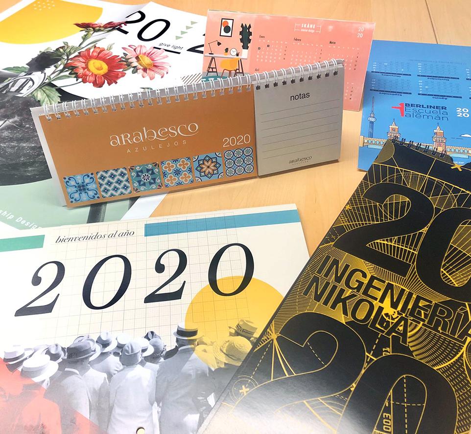 Calendarios 2020, Grupo Delta