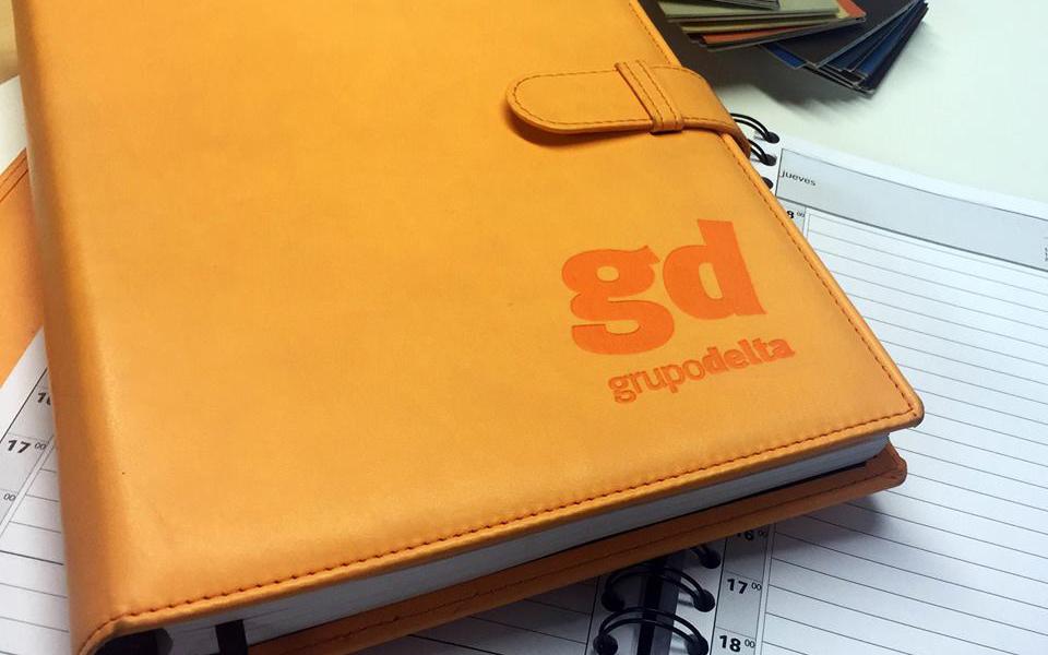 Regalos y papelería de empresa, Grupo Delta Global Partner