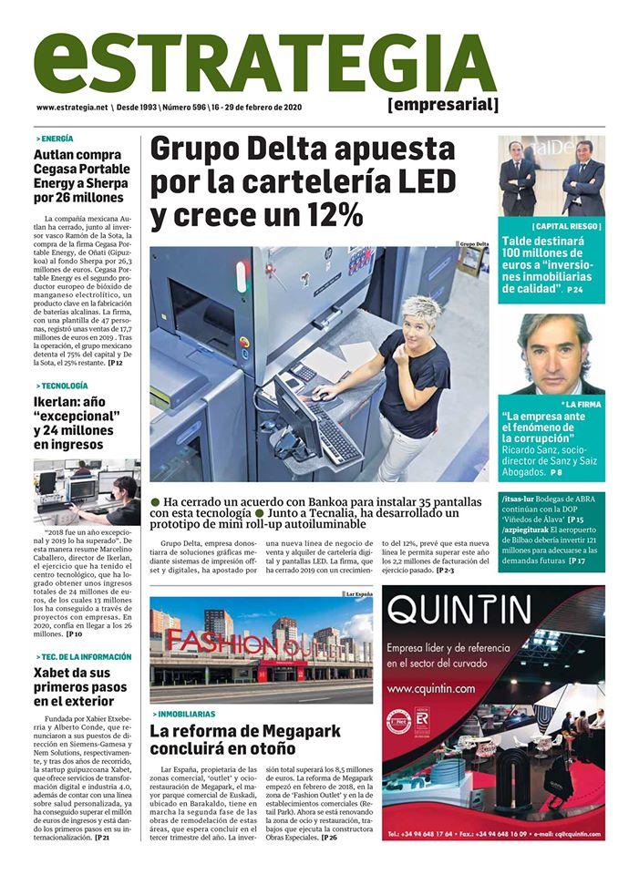 Grupo Delta LED, Grupo Delta